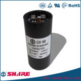 Kondensator CD60 für das Beginnen von Bruchpferdestärken
