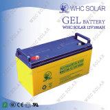 GEL-Batterie des Fabrik-direkte Verschiffen-12V 100ah tiefe Solarder schleife-VRLA