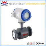 Contador de flujo electromágnetico de las aguas residuales