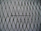 黒いPEによって結ばれる漁網