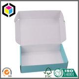 Коробка перевозкы груза бумаги Corrugated картона цветастой печати складывая