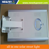 15W 18W Ce Outdoor All in One Lampadaire solaire LED