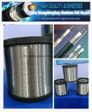 ケーブルおよび配水管の組みひものためのアルミニウムワイヤー(アルミニウムマグネシウムの合金ワイヤー)