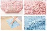 목욕탕 지면 매트 발닦는 매트 양탄자 셔닐 실 Microfiber Non-Slip 매트