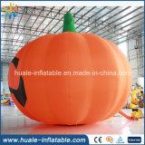 Kundenspezifischer aufblasbarer Riesenkürbis für Halloween-Dekoration