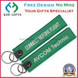 Follow-mestickerei Keyholder/Schlüsselhalter