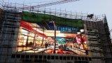 Heißer Verkauf P8 im Freien farbenreicher LED-Schaukasten