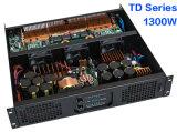 Td Série Professional SMPS Amplificador de Potência 1300W (TD-1300I)