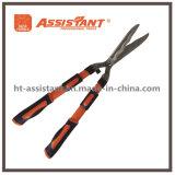 La haie télescopique d'outils de jardin tond le jardinage d'outils à main
