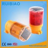 Auto cintilação do diodo emissor de luz e luz de advertência solar da carga