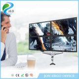Bride de moniteur de stand de moniteur de support de moniteur d'écran de PC du support quatre de Jeo Ys-Ga48u