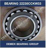 Rolamento de rolo esférico 22230 Cckw33 da alta qualidade com gaiola de aço