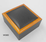 عادة ساعة رخيصة أسود ورقيّة يعبّئ صندوق