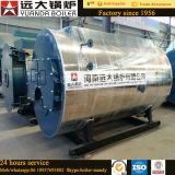 Disselの石油燃料4トンの米製造所のための産業蒸気ボイラ