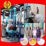 Rectifieuse de moulin du maïs 10t/24h spécialisée par marché de l'Afrique pour la bonne qualité