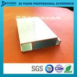 工場直売のリビアの陽極酸化された青銅が付いているアルミニウムアルミニウムプロフィールのWindowsのドア