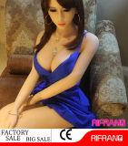 165cmの大きいろばのシリコーンの性の人形愛人形