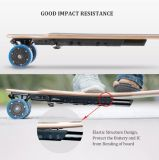 350W vierwielig Elektrisch Skateboard Longboard met Afstandsbediening Bluetooth