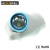 최대 1000lumens를 가진 Hoozhu D10 잠수 빛은 100meters를 방수 처리한다
