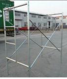 2'x5 'Echelle Cadre-Échafaudage rapide Échafaudage Échafaudage à cadre étroit Échafaudage à cadre H