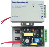 Fonte de alimentação 12V DC, branco regulado 3A 12V Switching Power Supply