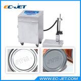 Imprimante à jet d'encre continue de machine de codage en lots pour la boîte à gelée (EC-JET920)