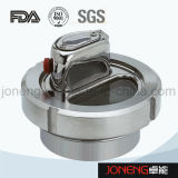 Acero inoxidable Sanitaria Blocado Fin Mirilla (JN-SG2010)