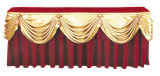 Doek de van uitstekende kwaliteit van de Lijst van het Banket van het Hotel van de Stof van de Polyester
