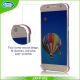 Voor en Achter Twee Stukken van Geval 360 van de Telefoon Volledige Dekking Beschermend Geval voor Samsung S7 met Aangemaakt Glas