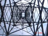 Torretta elettrica d'acciaio del Palo di galvanizzazione