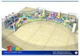 Inflatables를 가진 새로운 디자인 실내 운동장
