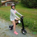 Складывая электрическая замена самоката 2 колес Unicycle