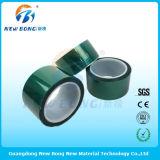 Películas protectoras del animal doméstico resistente de alta temperatura del color verde
