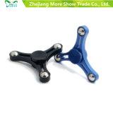 Fileur en alliage de zinc de personne remuante d'orientation du jouet EDC de puzzle de tri de main de fileur triangle en métal
