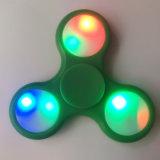 卸し売り手の紡績工LEDライト落着きのなさのおもちゃEDCの紡績工
