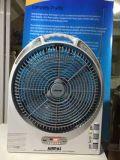 Estilo novo 6 em 1 ventilador recarregável