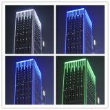 220 240 볼트 LED 밧줄 빛 건물 훈장