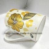 Taza de café de cerámica del servicio de mesa de la taza de la taza del regalo