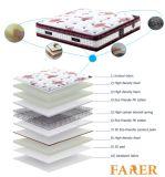 아기 단단한 자연적인 3e 야자열매 섬유 침대 매트리스
