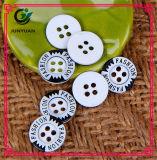 Платье детей застегивает пряжку рубашки кнопки смолаы