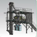 Tipo pequeno linha de produção seca especial Containerized do almofariz