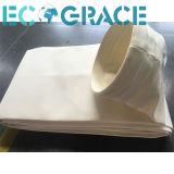 Цедильные мешки стеклоткани цедильных мешков PTFE сборника пыли
