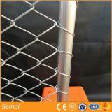 Cadena jardín de alambre decorativa eslabón de Esgrima