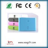 Capacité d'alimentation élevée Portable Power Bank Chargeur d'urgence