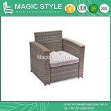 Canapé extérieur Kd avec canapé 2 places pour coussins