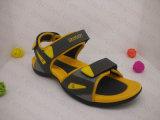 Ботинки сандалии людей с верхушкой PU (RF16274)