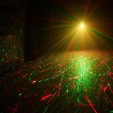 Weihnachtendekoratives DJ-Disco-Stadiums-Laserstrahllicht mit Moonflower