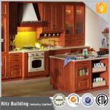 Het Meubilair van de keuken voor het Project van de Flat, Modulaire Keukenkast