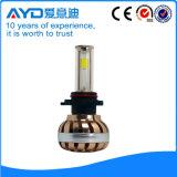 Luz branca do carro do diodo emissor de luz do CREE 40W brilhante elevado