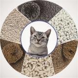 Frucht-Geruch-Kugel und Streifen-Bentonit, das Haustier-Sänfte aufhäuft